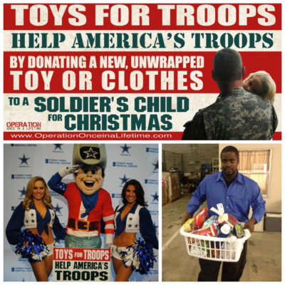Toys for Troops