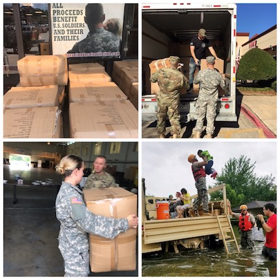 TX National Guard heroes at work